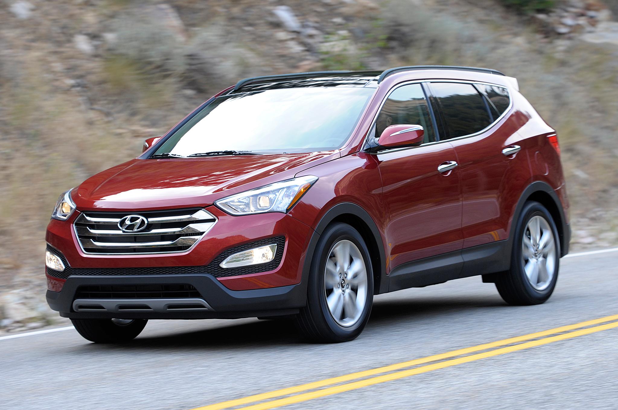 Hyundai Santa Fe Servis