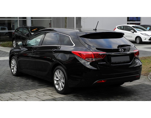 Servis Hyundai i40