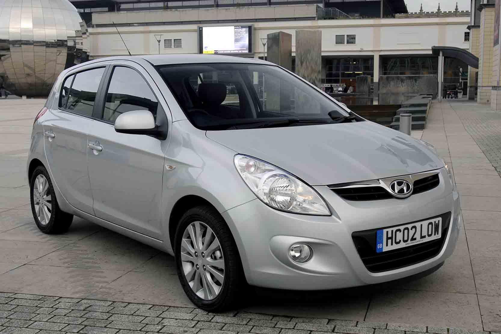 Servis Hyundai i20